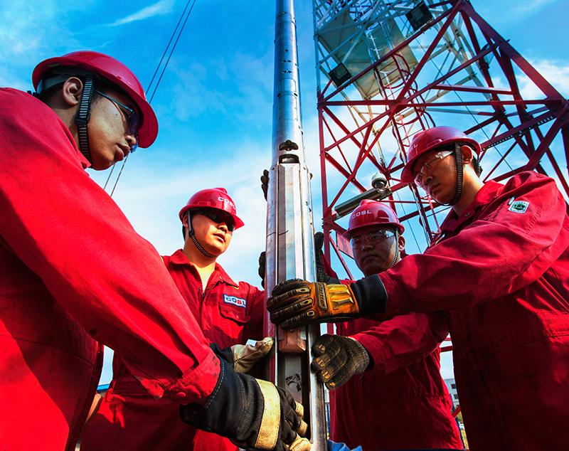 中海油田服务股份有限公司 Open-hole wireline logging